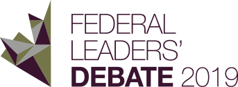 Federal Leaders' Debates 2019